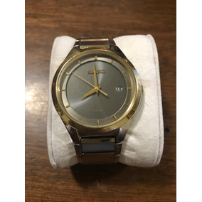 Reloj Seiko Solar Para Hombre