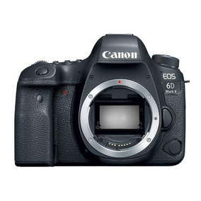 Camara Canon Reflex Eos 6d Mark Ii Cuerpo Selladas Msi