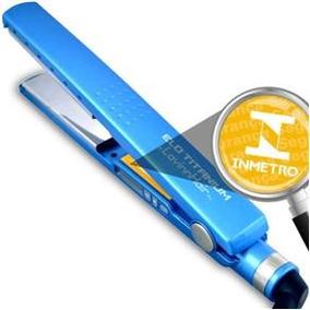 Prancha (220v) Babyliss Pro Nano Titanium 1 1/4 - By Roger