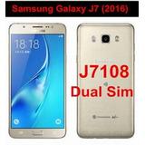 Celular Samsung J7 4g Dual Sim Android Tienda