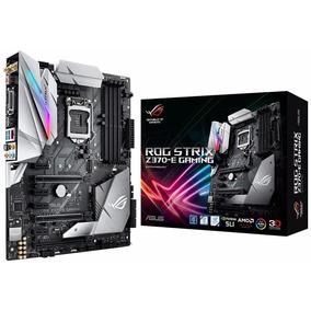 Tarjeta Madre Asus Rog Strix Z370-e Gaming Lga 1151 Ddr4 Int