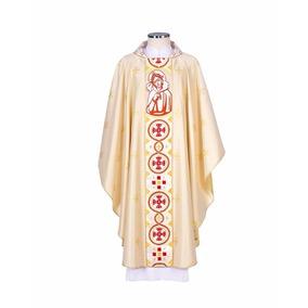 Casula Bom Pastor Casula Festiva Para Padres E Bispos P M G