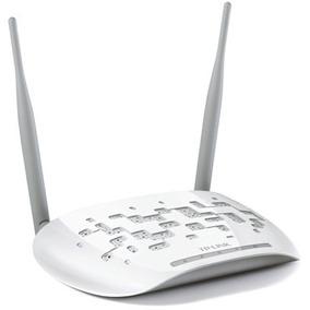 Ponto De Acesso Wireless N De 300mbps Tl-wa801nd