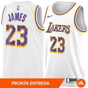 Camiseta Lakers Branca Bryant - Camisetas e Blusas no Mercado Livre ... 2d47ee959