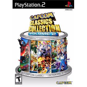 Capcom Classic Collection Vol.2 .- Ps2