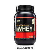 100% Whey Gold Standard Optimun Nutrition On 909g -chocolate