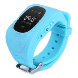 Reloj Inteligente Gps Localizador,teléfono, Emergencia Q50