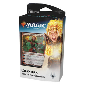 Magic The Gathering Dominaria Deck Planeswalker Chandra Card