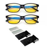 5afd395202a97 2 Óculos Bloqueador Luz Azul Blue Ray Blocker Lair Ribeiro