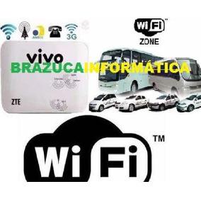 Modem Roteador Wifi Vivo Box Zte Mf23 3g Melhor Preco Do Ml