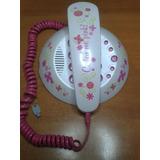 Remato Teléfono Para Líneas Cantv Fijas Modelo Barbie