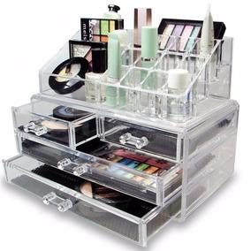 Organizador Acrilico De Maquillaje Y Cosmeticos