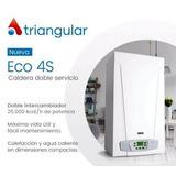 Caldera Calefacción Baxi Eco 4s 25000 Kcal Dual Tf / Tn