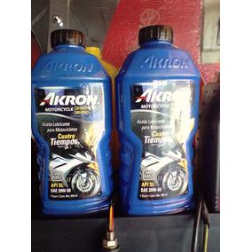 Aceite Akron Semi-sintetico