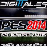 Pro Evolution Soccer 2014 Pes 14 Ps3 Unico - Digittales