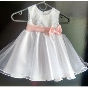Vestidos De Bautizo Pajecita Para Niña Talla Única 2