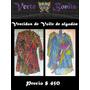 Camisola / Vestido De Voile De Algodón - Verte Bonita