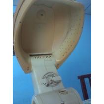 Secador Para Pelo Antiguo Profesional De Pedestal.