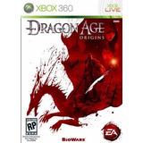 Dragon Age Origins Seminuevo Xbox 360 En Igamers