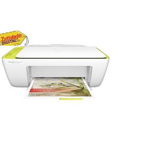 Impresora Multifuncional Color Hp Deskjet 2135 Zettabyte