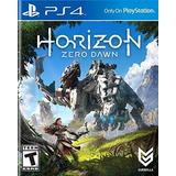 Juego Horizon Zero Dawn Ps4 Juego Fisico Nuevo Original