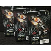 Placa De Vídeo Xfx R7850 2gb Ddr5 Hd 4k Pci Express 2