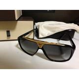 Oculos De Sol Louis Vuitton Evidence Original Frete Gratis