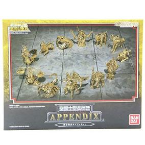 Appendix Cavaleiros Do Zodíaco Armaduras De Ouro! 12 Casas!