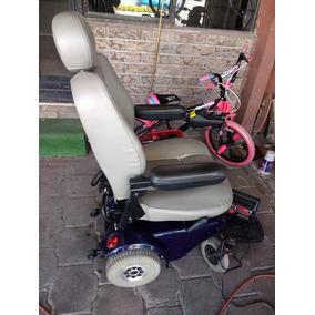 sillas de ruedas electricas usadas en monterrey