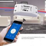 3 X Interruptor Wifi - Switch Inteligente Sonoff Smart Home