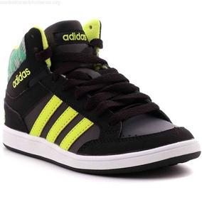 Zapatillas adidas Neo Hoops Mid K Niños
