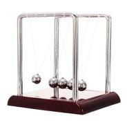 Pêndulo De Newton - 5 Bolas Energia Ciência