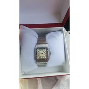 Reloj Cartier De Santos.