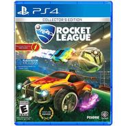 Rocket League Collectors Ps4 Fisico Nuevo Sellado | Local