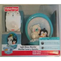 Monitor Fisher Price Con Luces Y Musica