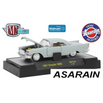 M2 Class Of 1957 Chrysler 300c Walmart Exclusivo 1/64