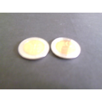 Israel - Moneda Bimetalica 10 Shequels
