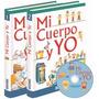 Colección Libros.mi Cuerpo Y Yo .2 Tomos C/cdr.