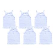Camiseta Para Bebé Recién Nacido 100% Algodón De Niña
