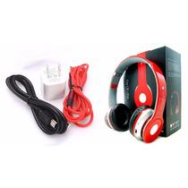 Auricular Bluetooth S450 Mp3 -radio-sd El Mejor Sonido