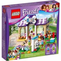 Brinquedo Lego Friends Creche Para Cães Heartlake 41124