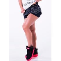 Short Saia Lipsy Fitness Lipsoul Girls Original - 2657