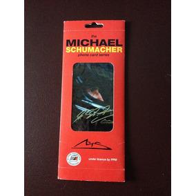 Cartão Estrangeiro Michael Schumacher Rarissimo