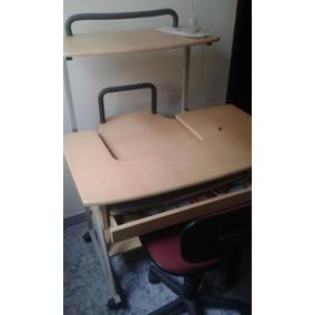 Mesa De Computadora Con Silla
