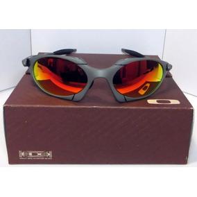 Oculos De Sol Oakley Romeu 1 24k Juliet Lente Rubi