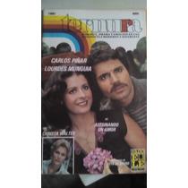 Carlos Piñar Y Lourdes Munguia En Fotonovela Ternura Chica