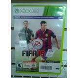 Fifa 15 Para Xbox 360 Gamers Code León
