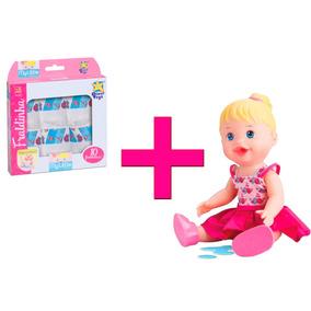 43bec76a47 Boneca Bebe Life Fraldinha - Brinquedos e Hobbies em Tatuí no ...