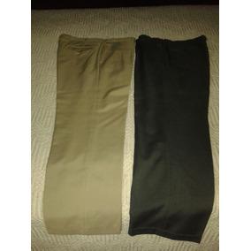 Pantalones - Lote De 2 Unidades - Cacharel Y Antonelo -