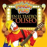 Piñon Fijo - En El Teatro Coliseo Cd - Los Chiquibum